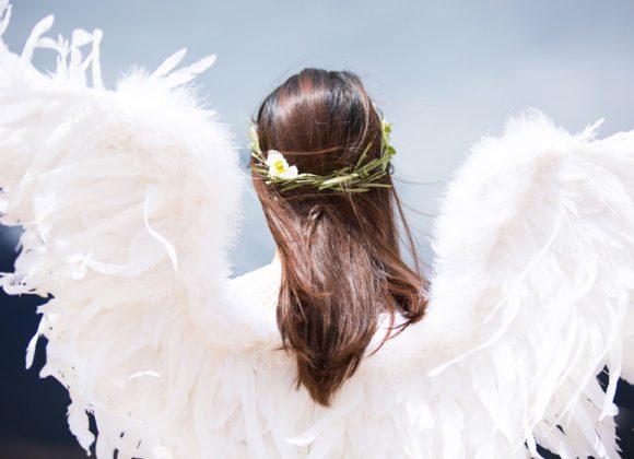 E da Qui Arrivano gli Angeli…♥